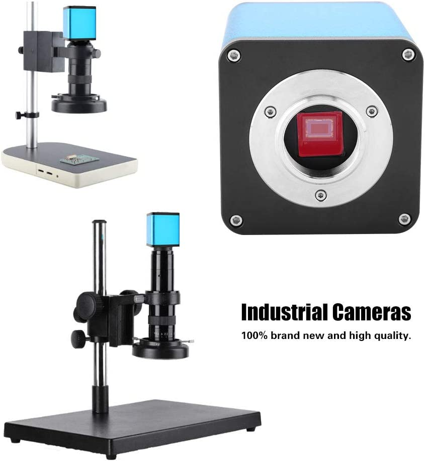 Rosvola AF200U HDMI HD Auto Focusing Industry Microscope Camera 200M Pixels 1080P for School and Industrial us