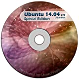Software : Ubuntu Linux 14.04 Special Edition DVD - Includes both 32-bit and 64-bit Versions - Long Term Support