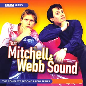 That Mitchell and Webb Sound: Radio Series 2 Radio/TV Program