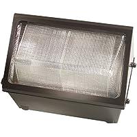 HUBBELL LIGHTING WGH-110L-4K-U-M 53W 4000K 4,888 lm Type Iv Distribution 120-277V Lighting Led Glass Wall Pack