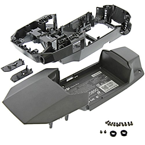 Dji Mavic Pro Drone   New Upper Shell Body Canopy   Middle Frame