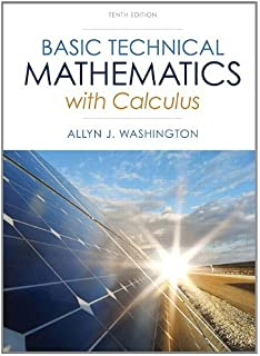 Basic technical mathematics with calculus 10th edition allyn j basic technical mathematics with calculus plus new mymathlab with pearson etext access card package fandeluxe Images