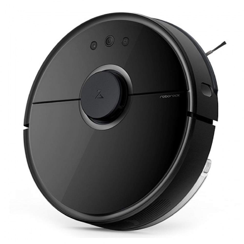 Roborock Smart Robotic Vacuum Cleaner S552-00 Negro (EU Version): Amazon.es: Electrónica