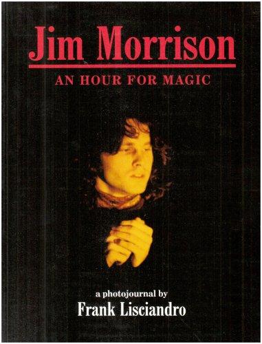 Morrison Portrait Jim (Jim Morrison: An Hour for Magic)