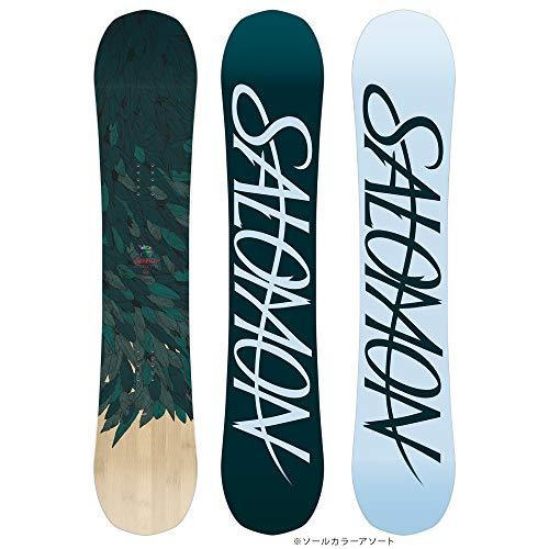 Salomon Snowboards Rumble Fish Snowboard - Women's One Color, 144cm ()
