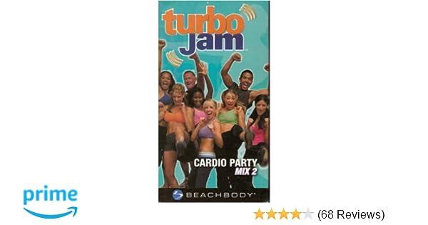 Amazon.com: Turbo Jam - Cardio Party Mix 2: Charlene Johnson: Movies & TV