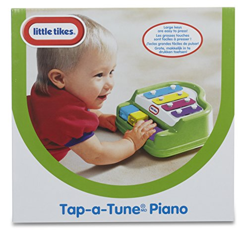 51f0k38kqOL - Little Tikes Tap-A-Tune Piano Baby Toy