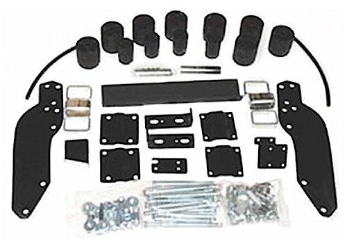 02 nissan frontier lift kit - 7