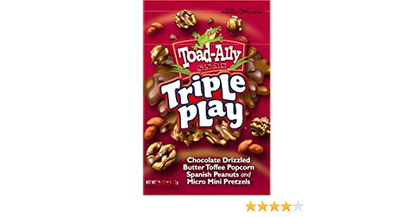 Amazon Toad Ally Snax Triple Play Snack Mix