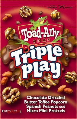 Toad Ally Snax Triple Play Snack Mix