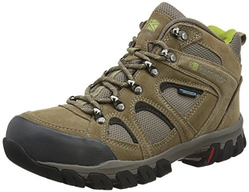4 Ladies Karrimor Green Bodmin Weathertite Taupe Mid EqqB6