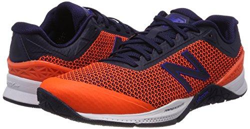 New Eu Balance Intrieures 44 Homme Orange orange Pour Baskets Mx40v1 BwqwRH