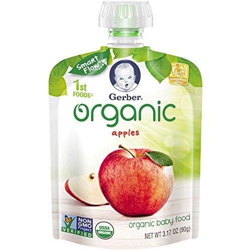 organic apples baby food 1st - 2