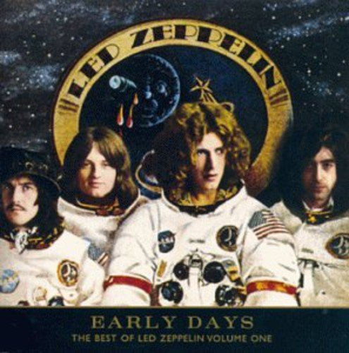 Early Days: The Best of Led Zeppelin, Vol. 1 by ATLANTIC
