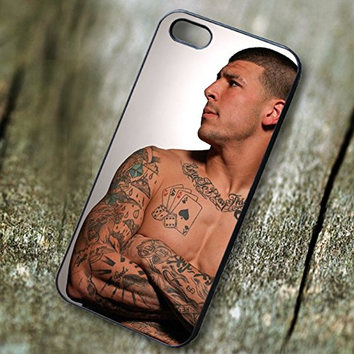 Aaron hernandez and his tattoo for Iphone 6 and Iphone 6s Case