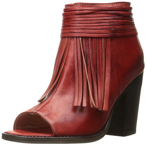 Bed|Stu Women's Olivia Heeled Sandal, Red Ferrari, 9 M US by Bed|Stu (Image #1)'