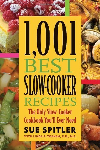 1 001 best slow cooker recipes - 2