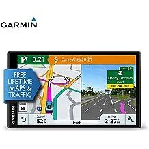 Garmin 010-01681-02 DriveSmart 61 NA LMT-S GPS w/Smart Features (Certified Refurbished)