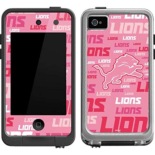 Detroit Lions Ipod Skin - 6