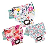 Best Dog Diapers - CuteBone Dog Diapers Female Large 3 Pack Review