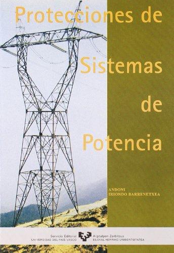 Descargar Libro Protección De Sistemas De Potencia Andoni Iriondo Barrenetxea