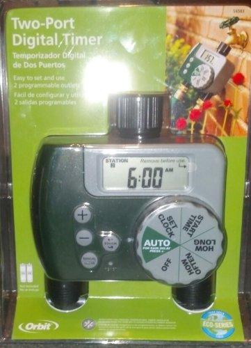 Garden Accessory Irrigation Automatic Digital