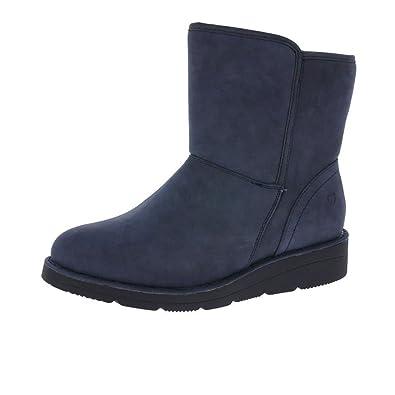 Ladies Heavenly Feet Kassy Zip Up Ankle boots