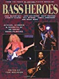img - for Bass Heroes by Tom Mulhern (1992-03-01) book / textbook / text book