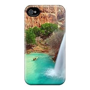 LJb24273ltlB Arizona Waterfall Fashion 6 Cases Covers For Iphone