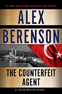 Book Cover: The Counterfeit Agent