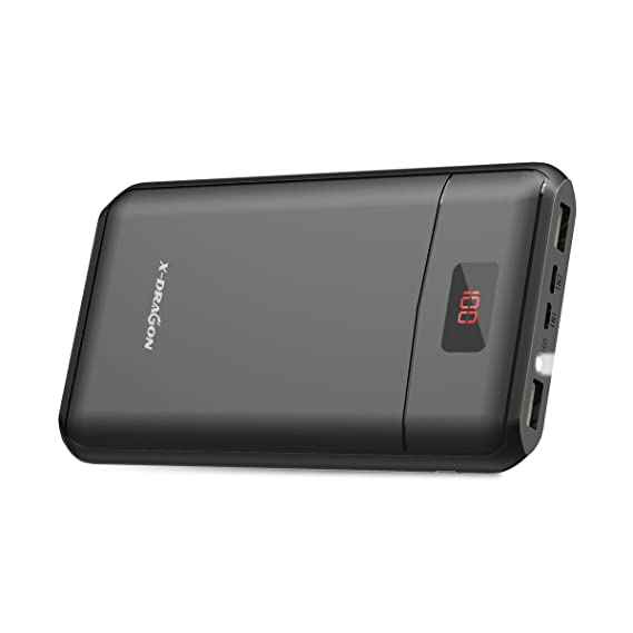Amazon.com: Power Bank, x-dragon 13000 mAh Ultra Compacto ...