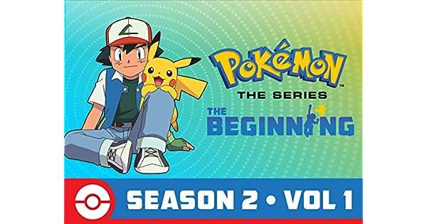 Amazon co uk: Watch Pokémon the Series: The Beginning-Season