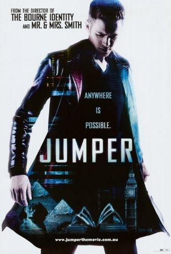 Jumper Poster B 27X40 Hayden Christensen Samuel L  Jackson Diane Lane