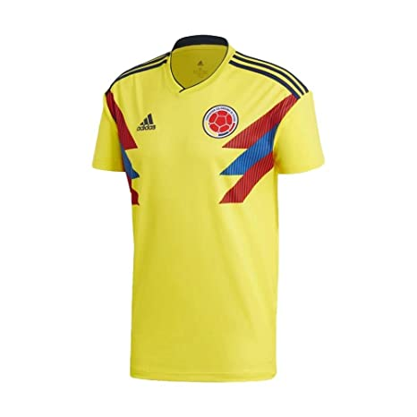 Image Unavailable. Image not available for. Color  adidas Men s Soccer  Colombia Jersey 509ddc067