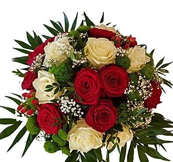 Rote Rosen Weisse Rosen Perfekt Fur Das Thema Liebe