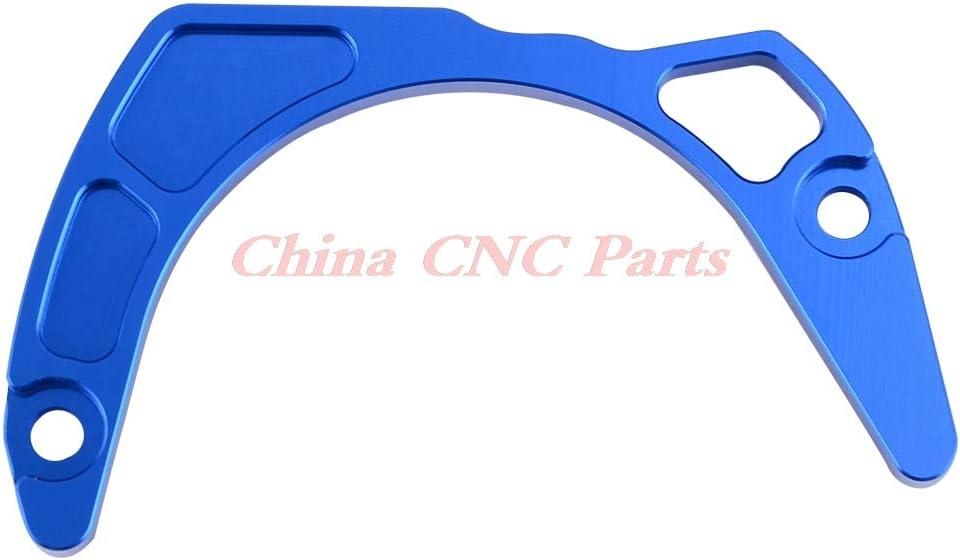 NICECNC Tusk Aluminum Case Saver Protector Guard For ATV Yamaha RAPTOR 700 700R SE 2006 2007 2008 2009 2010 2011 2012-2017 2018