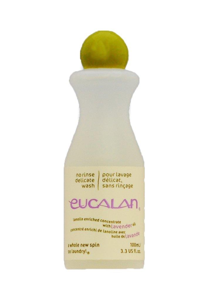 Eucalan 10038 Fine Fabric Wash 3.3 Ounce-Eucalyptus