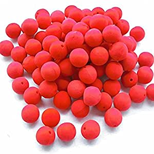 50 Pcs Funny Red Circus Clown Nose Halloween Christmas Party Dress up