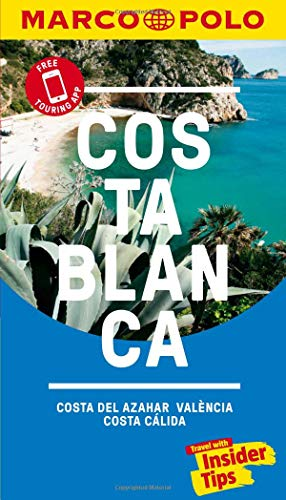 Costa Blanca Marco Polo Pocket Travel Guide - with pull out map (Marco Polo Pocket Guides)