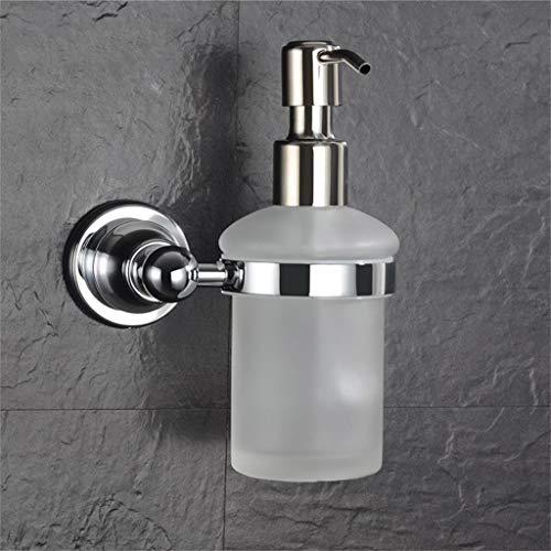 Aidou Bathroom Copper Soap Dispenser Hand Sanitizer Cup Rack Soap Rack Bathroom Accessories Sanitizer Container Sink Liquid Soap Lotion Dispe