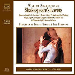 Shakespeare's Lovers (Unabridged Selections)