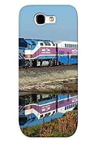 Hot Snap-on Train Hard Cover Case/ Protective Case For Galaxy Note 2