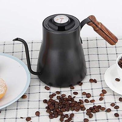 Cafetera de goteo manual, pico de cuello de cisne Cafetera de ...