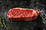 Mishima Reserve American Wagyu Beef, Ultra Grade New York Strip Steak (4-pack, approx. 16 oz. each)