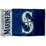 Seattle Mariners Flag 3x5 MLB Banner