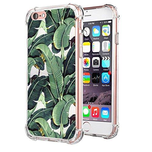 Neivi iphone6/6S Case, Ultra Slim Reinforced Corners Soft TPU Silicone Cover 4.7