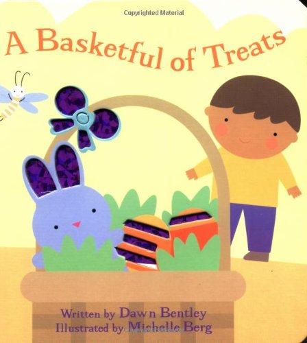 A Basketful of Treats (Holiday Foil Books)