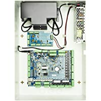 Geovision GV-AS4110 with Power Board & Iron Case Access Control Keypad, White (GV-AS4110)