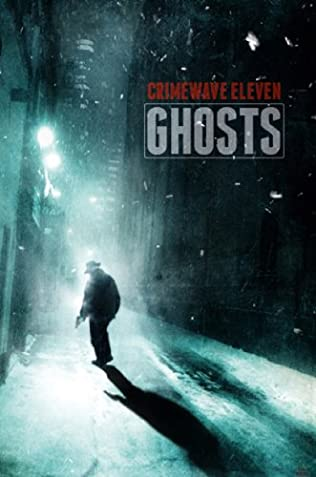 book cover of Crimewave 11: Ghosts