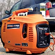 IX Portable 2200 Inverter Generator Recoil Pull Start
